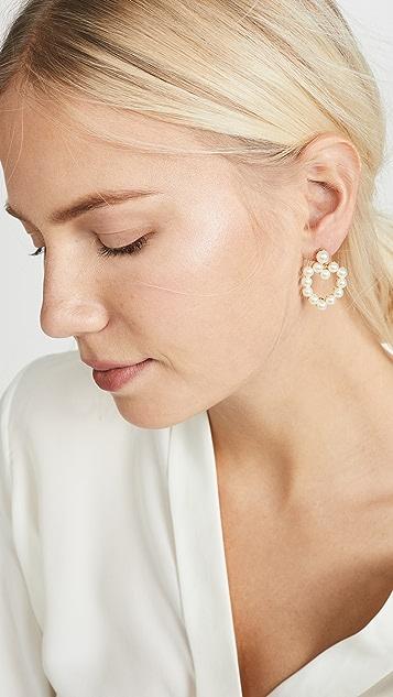 Jennifer Behr Melodie Earrings