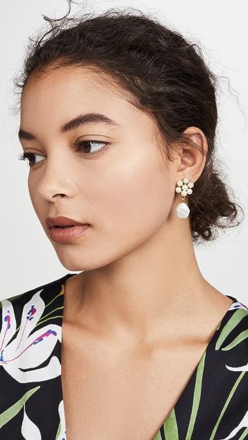Jennifer Behr Rhoda Earrings