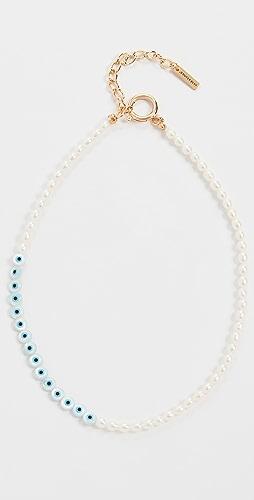 Jennifer Behr - Evil Eye Necklace