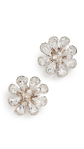 Jennifer Behr Camellia Earrings