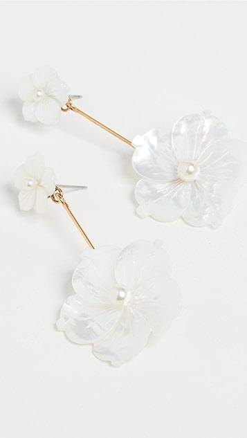 Jennifer Behr Zinnia Earrings
