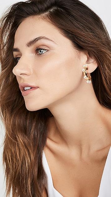 Jennifer Behr Preston 圈式耳环