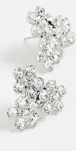 Jennifer Behr - Violet Stud Earrings