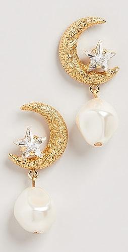 Jennifer Behr - Lune Earrings