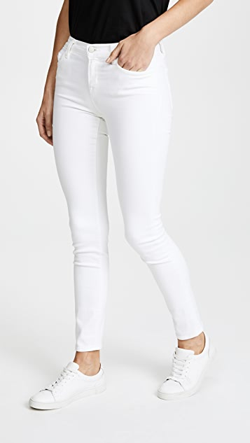 skinny fit trousers - White J Brand iiq07
