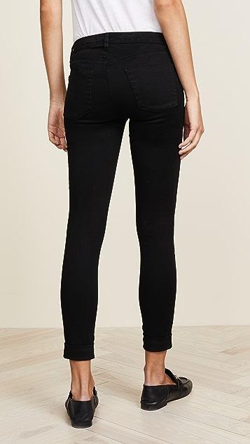 J Brand Anja Cuffed Pants