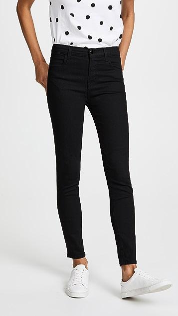 J Brand High Rise Alana Jeans ...