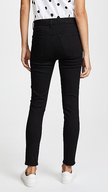 J Brand Alana 高腰牛仔裤