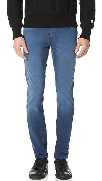 J Brand Tyler Stretch Twill Slim Fit Jeans