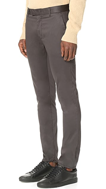 J Brand Brooks Sateen Trousers