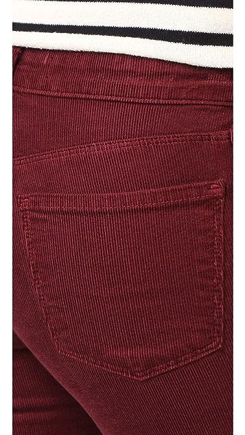 J Brand Selena Boot Cut Pants