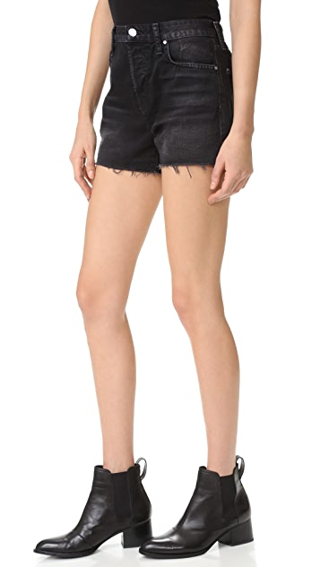 J Brand Gracie High Rise Shorts