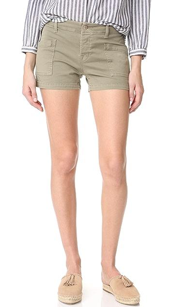 J Brand Brona Cargo Shorts