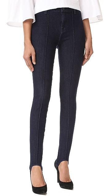 Maria Stirrup jeans J Brand NS695NBQ