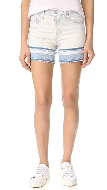 J Brand Gracie High Rise Shorts