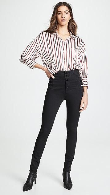 J Brand Natasha Sky 紧身牛仔裤