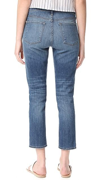 J Brand Sadie Slim Straight Jeans