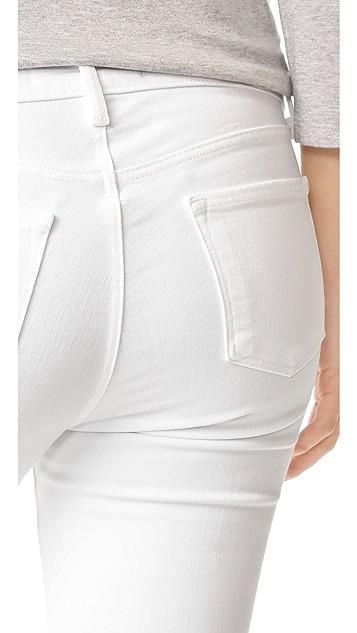 J Brand Mama J Maternity Capri Jeans