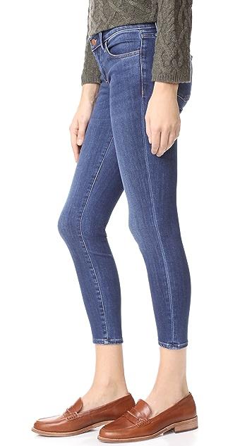 J Brand 9326 Low Rise Skinny Jeans