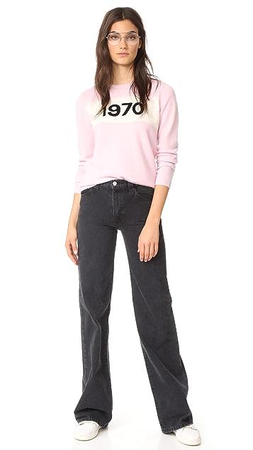 J Brand Bella Freud Jane High Rise Jeans