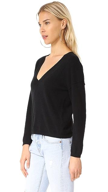 J Brand Josey Cashmere Sweater