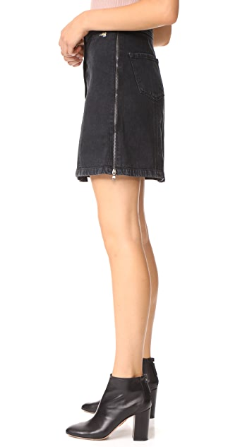 J Brand x Bella Freud Nashville Skirt