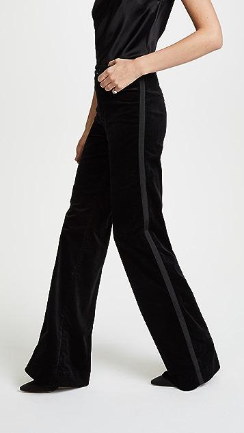 J Brand Isabella High Rise Pants