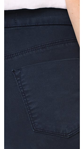 J Brand Josie Tapered Leg Trousers
