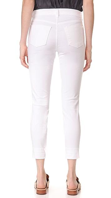 J Brand Josie Tapered Leg Jeans