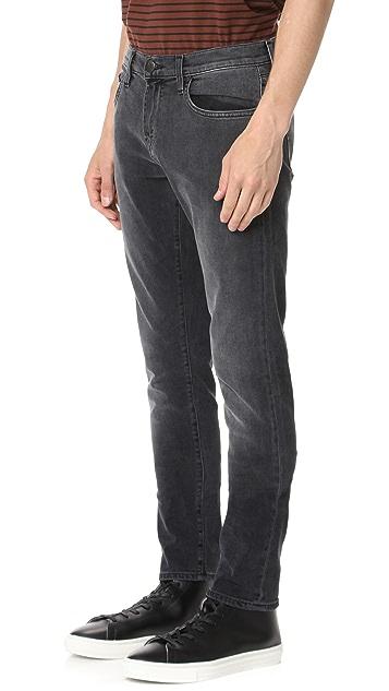 J Brand Mick Skinny Fit Jeans