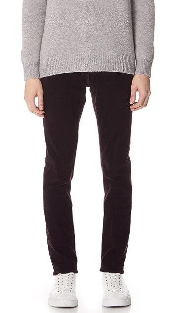 J Brand Tyler Skinny Fit Jeans