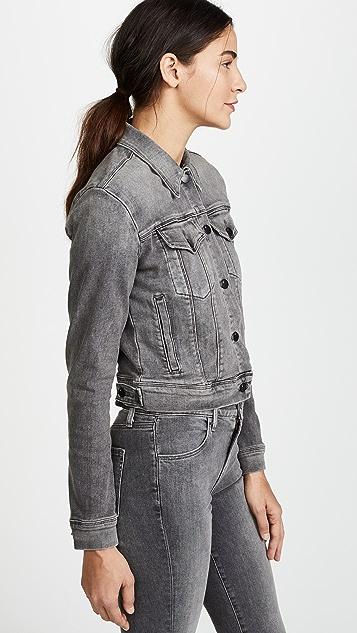 J Brand Harlow Shrunken Jacket