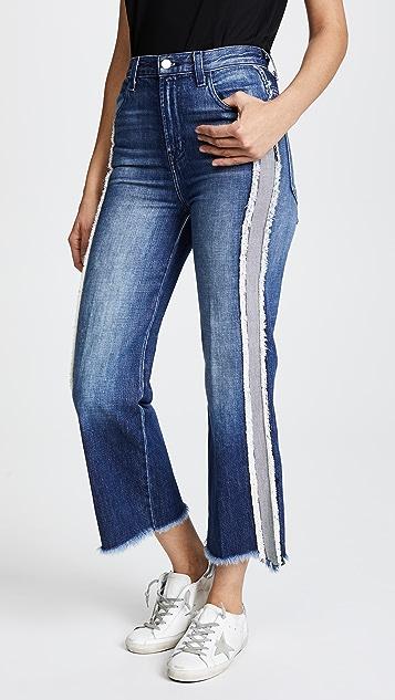 J Brand Joan Crop Jeans