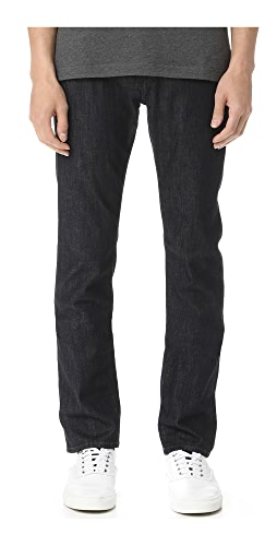 J Brand - Kane Straight Fit Jeans