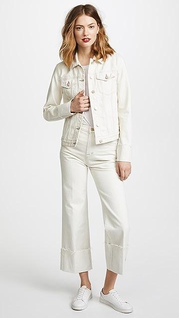 J Brand Slim Jacket with Cuffs