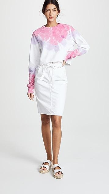 J Brand Tie Waist Skirt