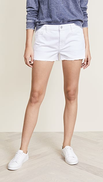 J Brand Low Rise Shorts