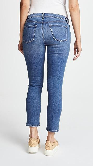 J Brand Mama J Crop Cigarette Jeans