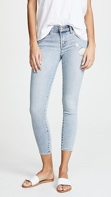 J Brand 9326 Cropped Skinny Jeans