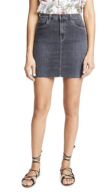 J Brand Lyla Miniskirt