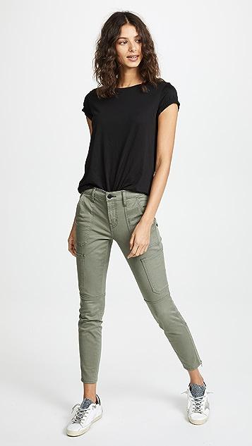 J Brand Skinny Utility Pants