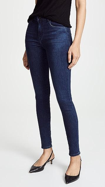 6a6f9bc536f11 J Brand Maria High Rise Skinny Jeans ...