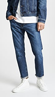 J Brand Eli Tapered Fit Jeans