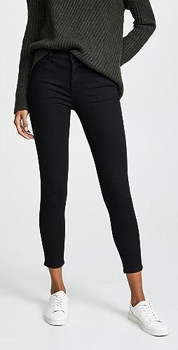 J Brand - 835 中腰贴身牛仔裤