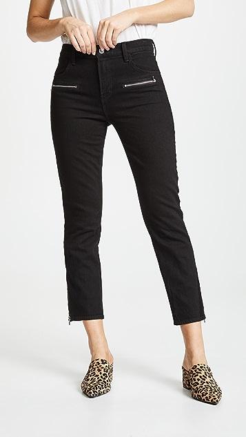 J Brand Байкерские джинсы Ruby