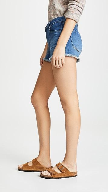 J Brand 1044 中腰短裤