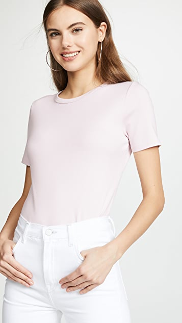 J Brand Joan Short Sleeve Tee