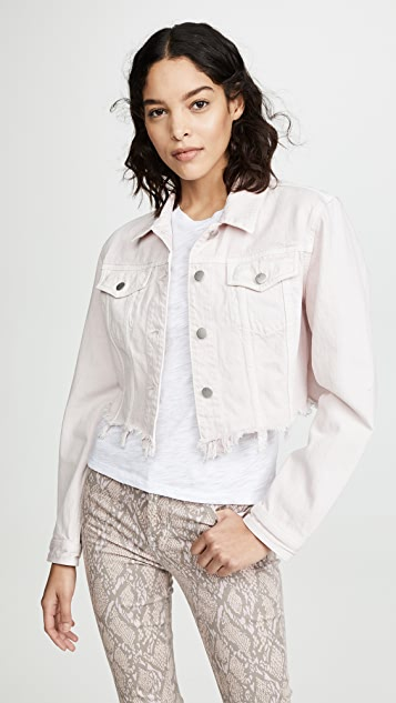 J Brand Cropped Cyra Jacket