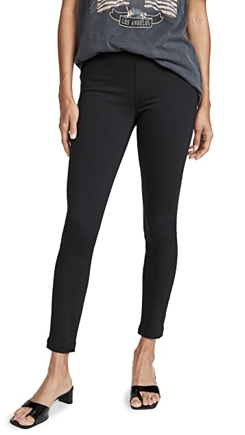 J Brand Dellah High Rise Leggings