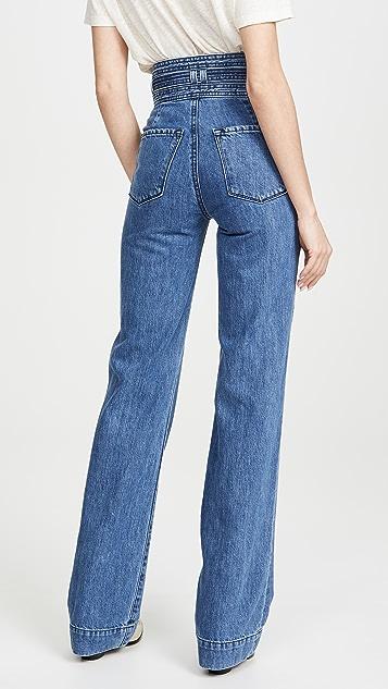 J Brand Sukey 牛仔裤